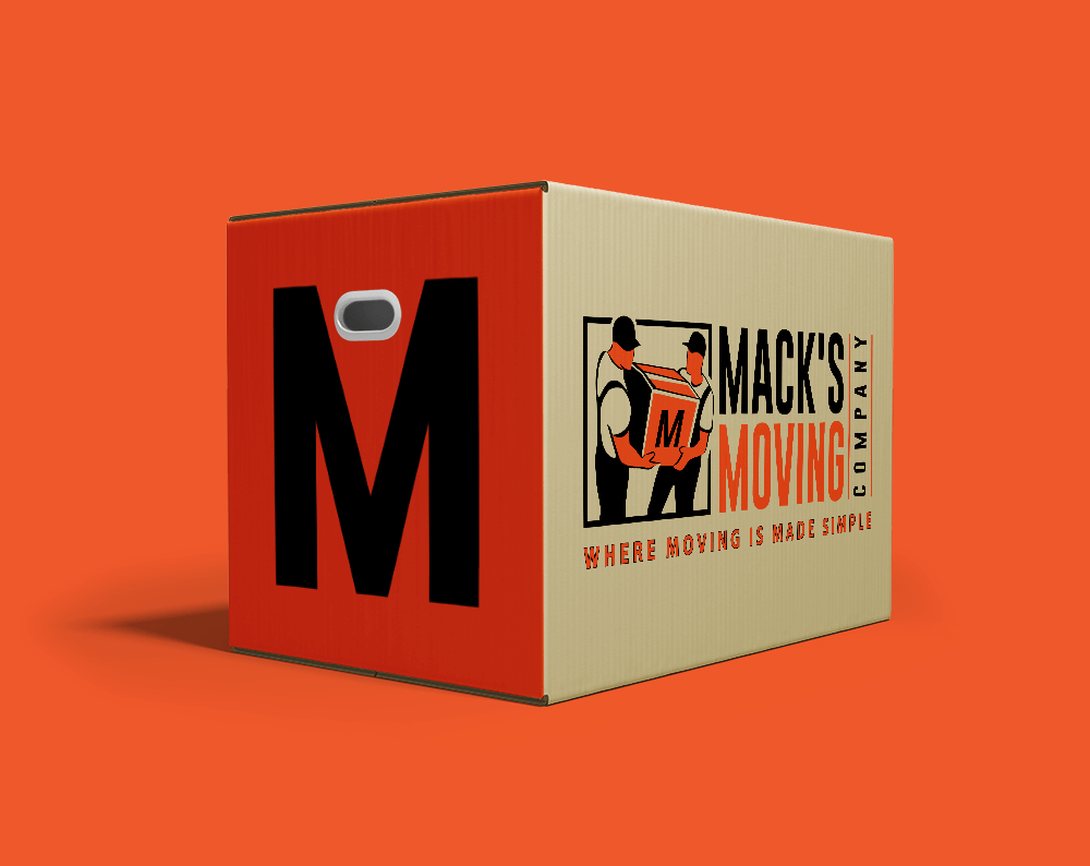 Logo Design for a Delivery Company