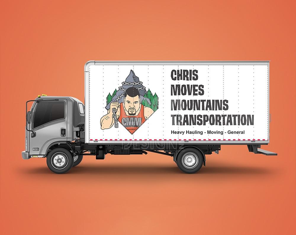Moving Company Logo Design